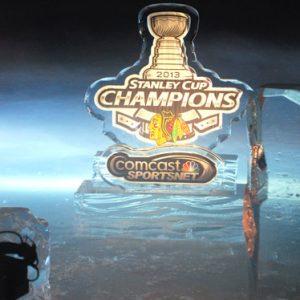 Comcast Blackhawks Market Stanley Cup Shoot