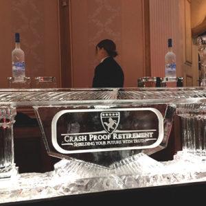Crash Proof Ice Bar