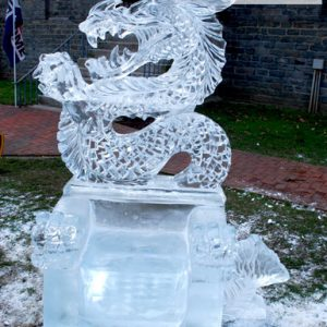 """Year Of The Dragon"" Throne - Mount Holly, NJ"