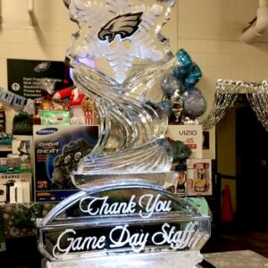 Eagles Game Day Staff Event Promotion