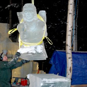2009 World Ice Art Championships - Fairbanks, Alaska
