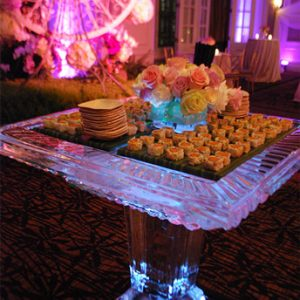 Floor Standing Sushi Table