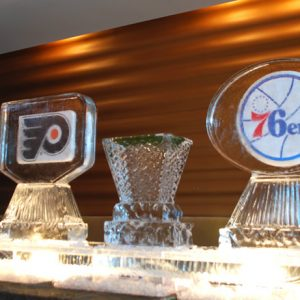 Wells Fargo Center Sixers and Flyers Media Event