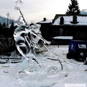 """""""A Midnight Fantasy"""" 2006 Winter Olympics - Torino, Italy, Kevin Gregory"""