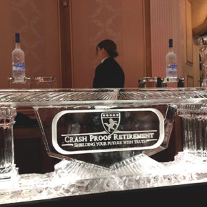 Corporate Ice Bar