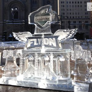 Eagles Playoff Pep Rally, Center City Philadelphia - 12 Blocks