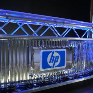 "HP Aluminum Truss Ice Bar - 11' Long, 45"" Bar Height"