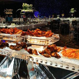 Floor Standing Seafood Bar