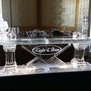 Contemporary Ice Bar