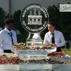 Longwood Seafood Display