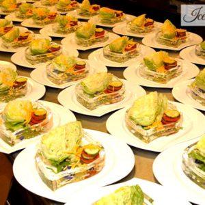 Teardrop Salad Plate