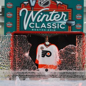 NHL Winter Classic Jersey Reveal - 4 Blocks